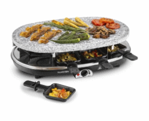 Klarstein All-U-Can-Grill 4-in-1