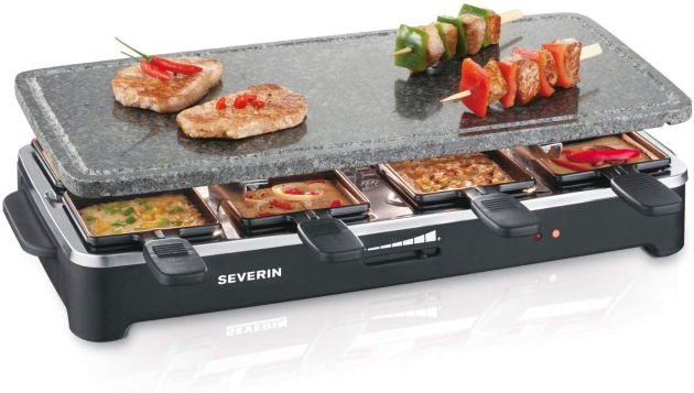 Raclette party grill Severin RG 2343